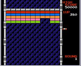 Arkanoid (U) - screen 3
