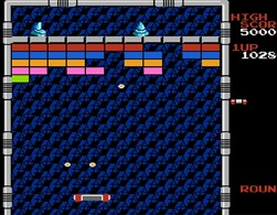 Arkanoid (U) - screen 1