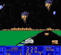 Astro Fang - Super Machine (J) - screen 1