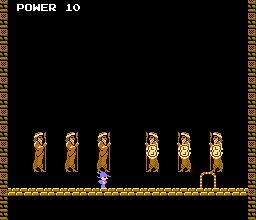 Babel no Tou (J) - screen 1
