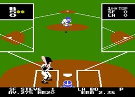 Bad News Baseball (U) - screen 1