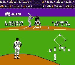 Bases Loaded 4 (U) - screen 1