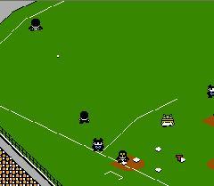 Battle Baseball (J) - screen 2