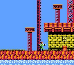 Bionic Commando (U) [!] - screen 2