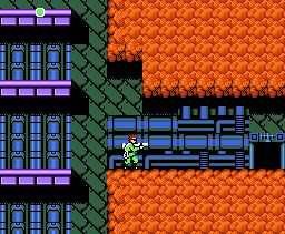 Bionic Commando (U) [!] - screen 1
