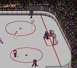 Blades of Steel (U) - screen 1