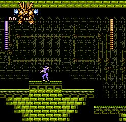 Blue Shadow (E) - screen 1