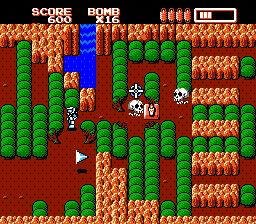 Bomber King (J) - screen 1