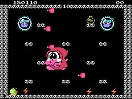 Bubble Bobble (U) - screen 1