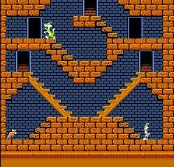 Bugs Bunny Crazy Castle, The (U) - screen 3