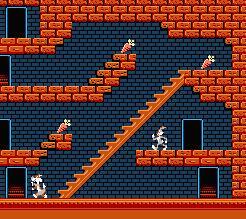 Bugs Bunny Crazy Castle, The (U) - screen 1